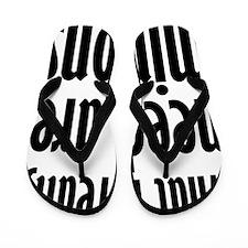 I Need Minions Flip Flops