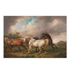 The Meeting of the Horses Postcards (Package of 8)