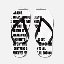 Rules For Dating My Daughter Flip Flops