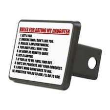 Rules For Dating My Daught Hitch Cover