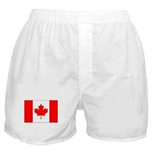 Unique Canadian flag Boxer Shorts