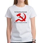 Ohio Smoking Ban Sign Women's T-Shirt