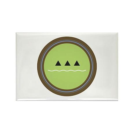 ecology logo Rectangle Magnet (10 pack)