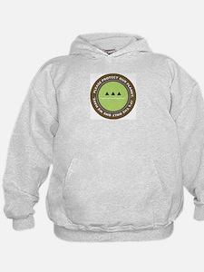 ecology logo Hoodie