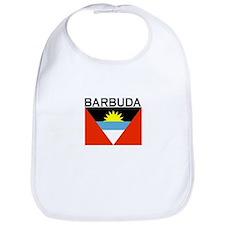 Barbuda Flag Bib