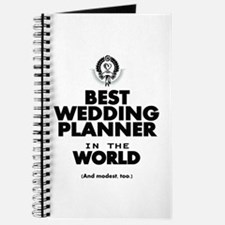 The Best in the World Wedding Planner Journal