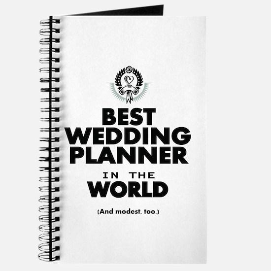 The Best in the World Wedding Planner Journal