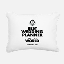 The Best in the World Wedding Planner Rectangular