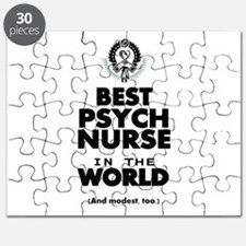 The Best in the World Nurse Psych Puzzle
