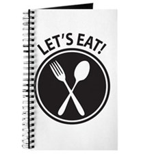 Lets Eat! Journal