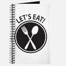 Lets Eat! Journal