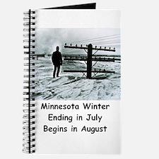 Winter In... Journal