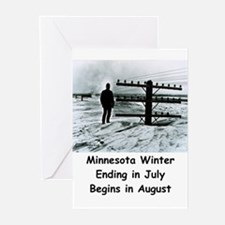 Winter in... Greeting Cards (Pk of 10)