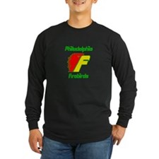 FIREBIRDS (Black T) copy Long Sleeve T-Shirt