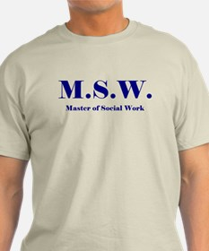 MSW (Design 2) T-Shirt