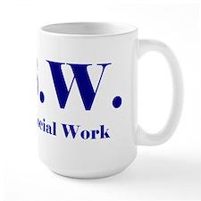 MSW (Design 2) Ceramic Mugs