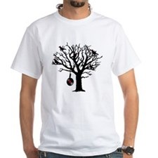 Musical Birds in Tree 1 rot Hangm Shirt