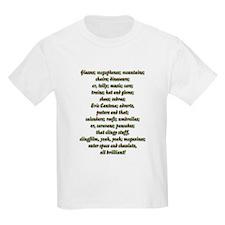 Glasses; megaphones T-Shirt