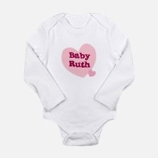Baby Ruth Infant Creeper Body Suit
