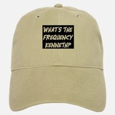 WHAT'S THE FREQUENCY? Baseball Baseball Cap