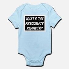 WHAT'S THE FREQUENCY? Infant Bodysuit