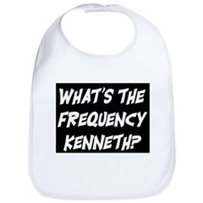 WHAT'S THE FREQUENCY? Bib