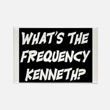 WHAT'S THE FREQUENCY? Rectangle Magnet