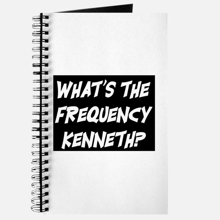 WHAT'S THE FREQUENCY? Journal