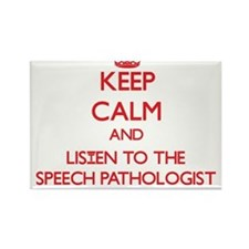 Keep Calm and Listen to the Speech Pathologist Mag