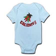Caliente Chili Peppers Infant Bodysuit