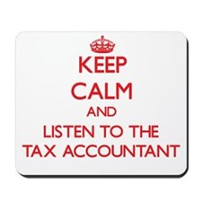 Keep Calm and Listen to the Tax Accountant Mousepa