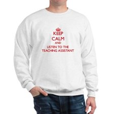 Keep Calm and Listen to the Teaching Assistant Swe