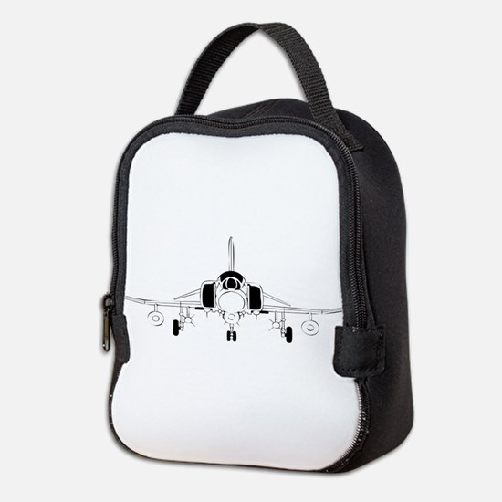 Air Force Jet Neoprene Lunch Bag