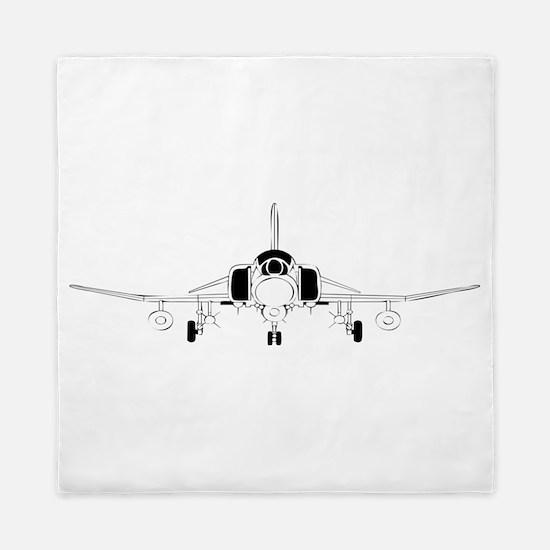 Air Force Jet Queen Duvet
