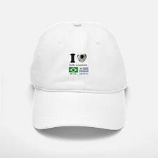 BRAZIL-URUGUAY Baseball Baseball Cap