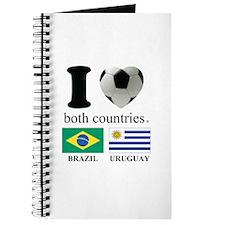 BRAZIL-URUGUAY Journal