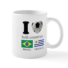 BRAZIL-URUGUAY Mug