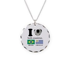BRAZIL-URUGUAY Necklace