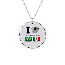 BRAZIL-MEXICO Necklace