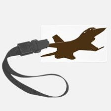 Air Force Jet Luggage Tag