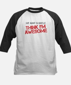 Aunt and Uncle Awesome Tee