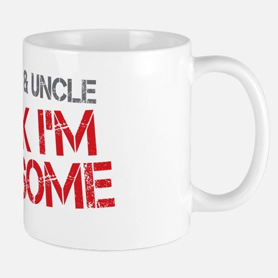 Aunt and Uncle Awesome Mug