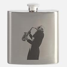 Sax Schreck Flask