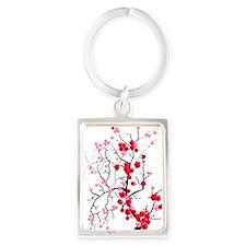 Sakura Portrait Keychain