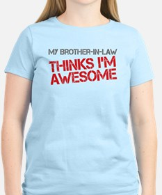 Brother-In-Law Awesome T-Shirt