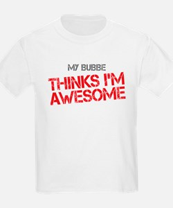 Bubbe Awesome T-Shirt