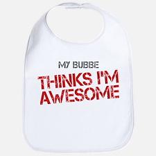 Bubbe Awesome Bib