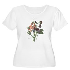Redoute Sweetpea Plus Size T-Shirt