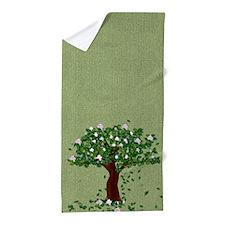 MAGNOLIA TREE Beach Towel