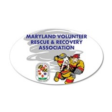 DISASTER RECOVERY VOLUNTEER Wall Decal